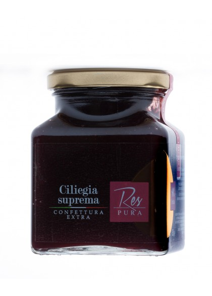 CHERRIES MARMELADE 350g